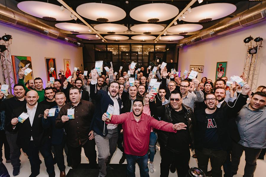 Greek Wedding DJ Convention 2018 - Wedding Republic